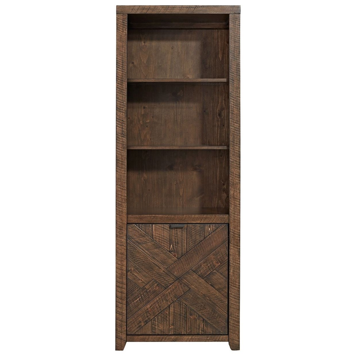Liberty Furniture Shadow Lake Bookcase - Item Number: 96-EP00
