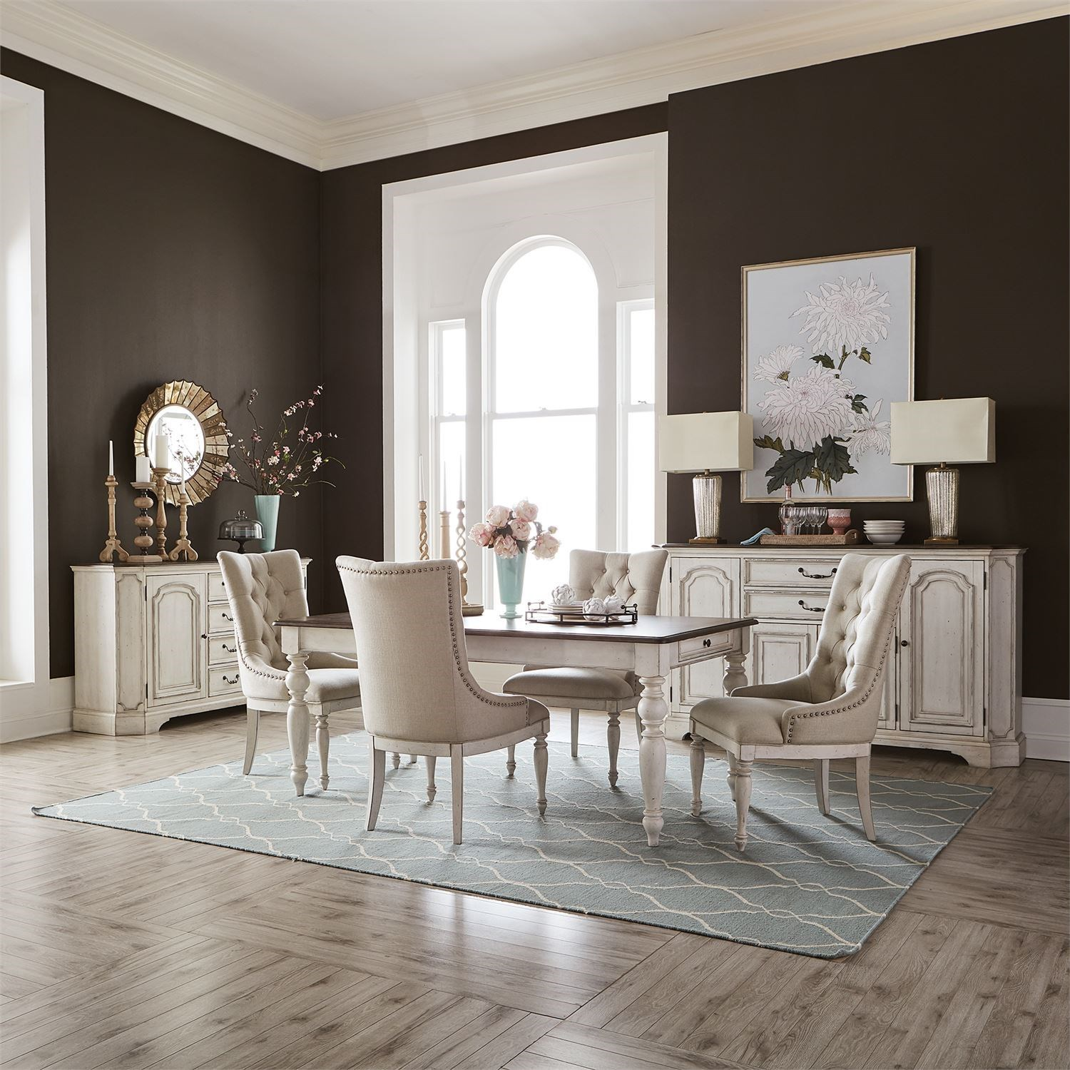 Abbey Road Casual Dining Room Group by Liberty Furniture at Furniture and ApplianceMart
