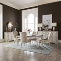 Liberty Furniture Abbey Road Casual Dining Room Group - Item Number: 455W Dining Room Group 4