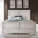 Liberty Furniture Abbey Road California King Sleigh Bed - Item Number: 455W-BR-CSL