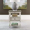 Liberty Furniture Abbey Road End Table - Item Number: 455W-OT1020