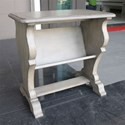 Liberty Furniture Abbey Road Chairside Table - Item Number: 455W-OT1022
