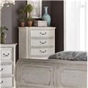 Liberty Furniture Abbey Road 5 Drawer Chest - Item Number: 455W-BR41