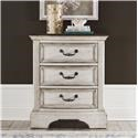 Liberty Furniture Abbey Road Nightstand - Item Number: 455W-BR62