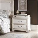 Liberty Furniture Abbey Road Accent Chest/Nightstand - Item Number: 455W-BR64