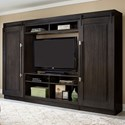 Liberty Furniture Abbey Entertainment Center with Piers  - Item Number: 328-ENTW-ECP