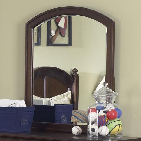 Liberty Furniture Abbott Ridge Youth Bedroom Mirror - Item Number: 277-BR50