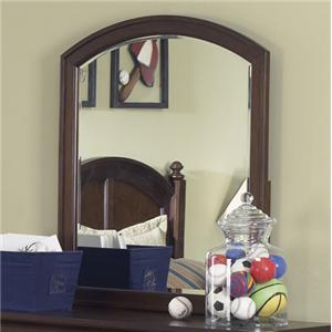 Liberty Furniture Abbott Ridge Youth Bedroom Mirror