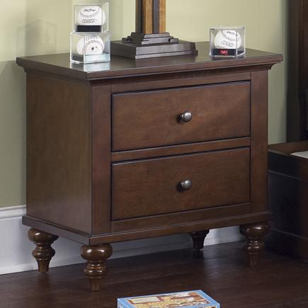 Liberty Furniture Abbott Ridge Youth Bedroom Night Stand - Item Number: 277-BR60