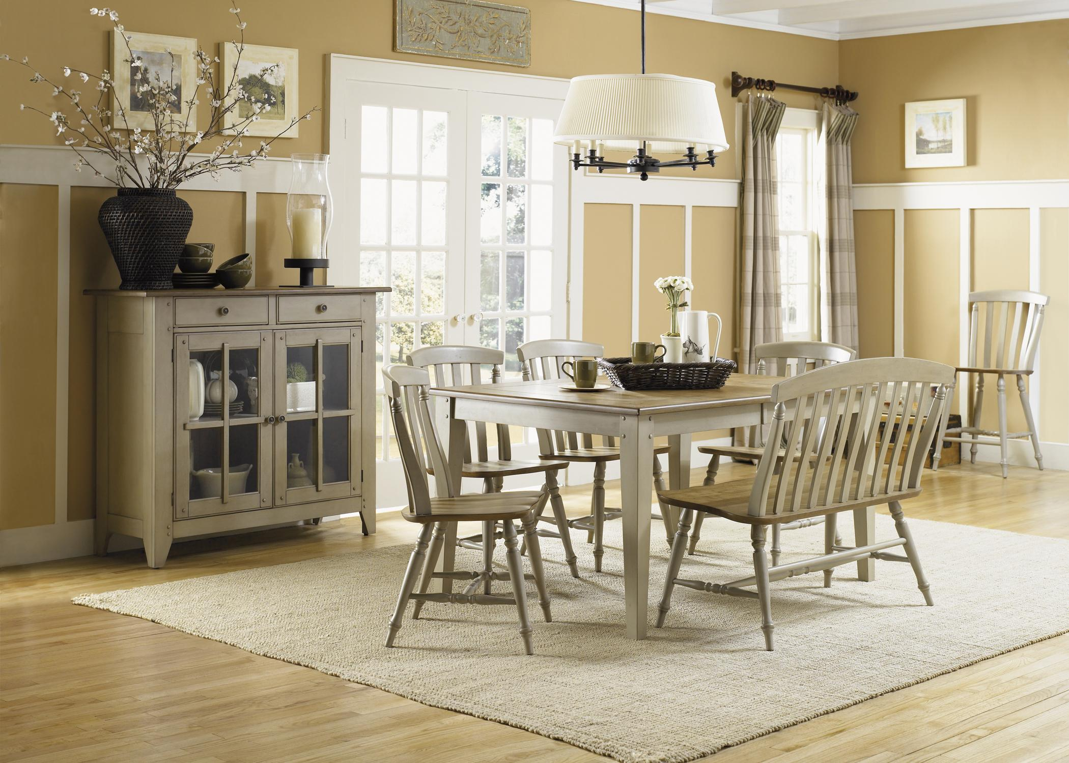 Liberty Furniture Al Fresco Dining Room Group - Item Number: 541 Dining Room Group 1
