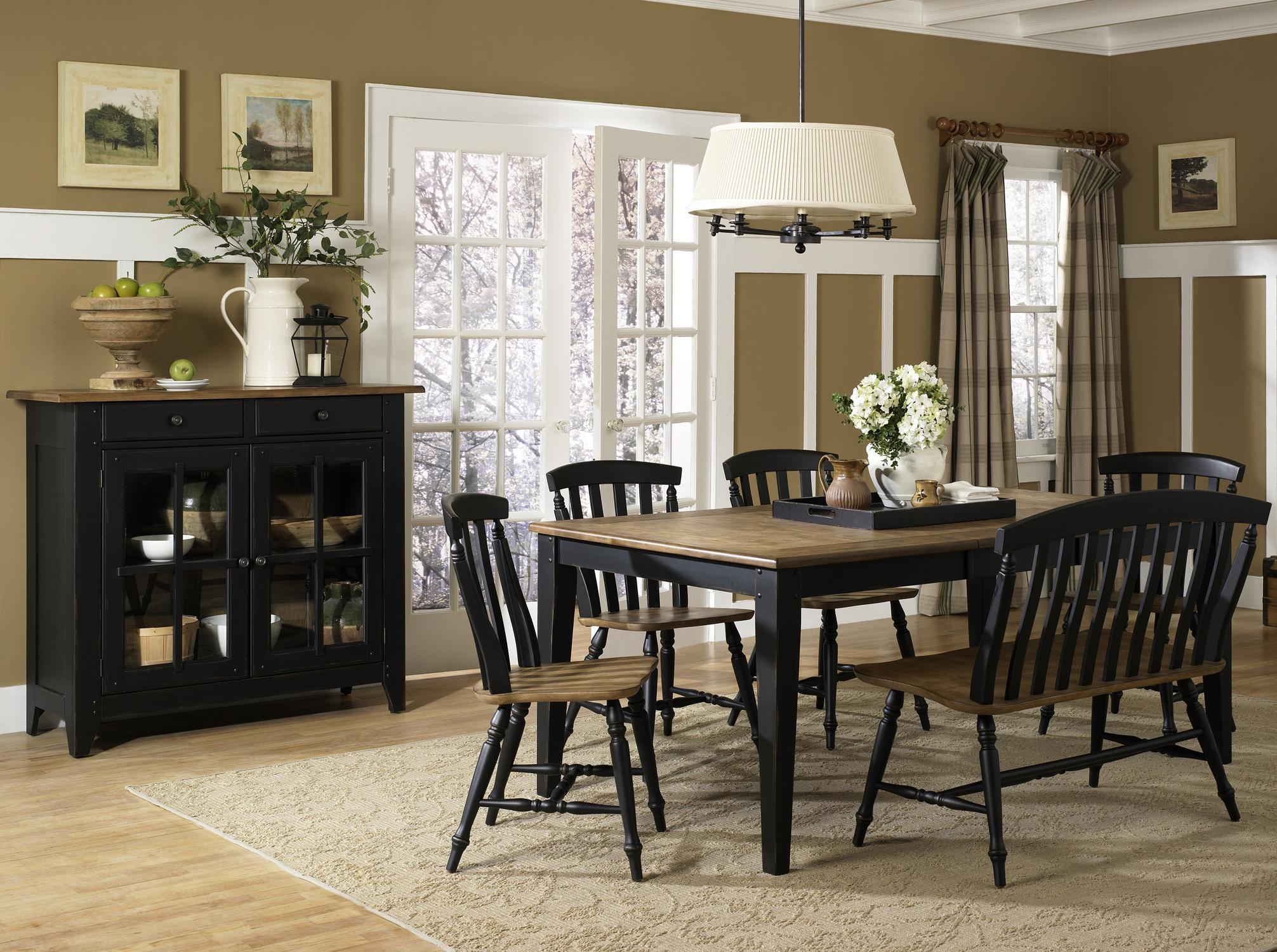 Liberty Furniture Al Fresco II Dining Room Group - Item Number: 641 Dining Room Group 1