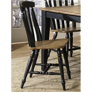 Liberty Furniture Al Fresco II Slat Back Side Chair
