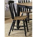 Liberty Furniture Al Fresco II Slat Back Side Chair - Item Number: 641-C1500S