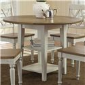 Liberty Furniture Al Fresco III Drop-Leaf Dining Table - Item Number: 841-T4242