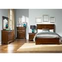 Vendor 5349 Alexandria Queen Bedroom Group - Item Number: 722-BR-GP33