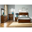 Liberty Furniture Alexandria King Bedroom Group - Item Number: 722-BR-KSLDM