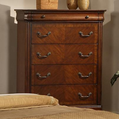 Liberty Furniture Alexandria 5 Drawer Chest - Item Number: 722-BR41