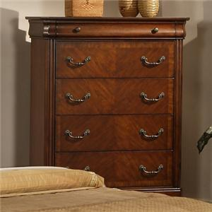 Vendor 5349 Alexandria 5 Drawer Chest