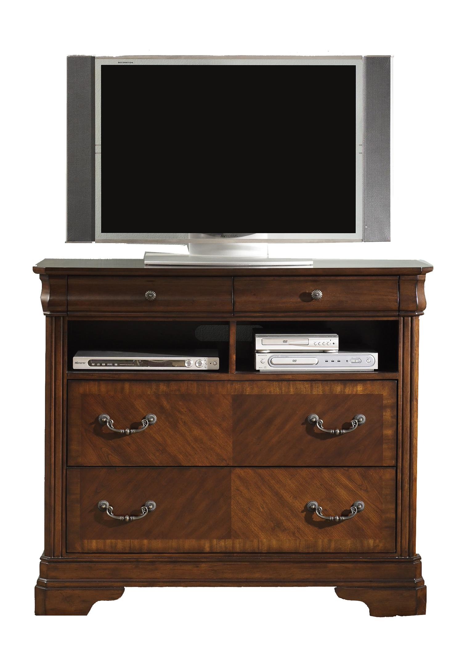 Liberty Furniture Alexandria Media Chest - Item Number: 722-BR45