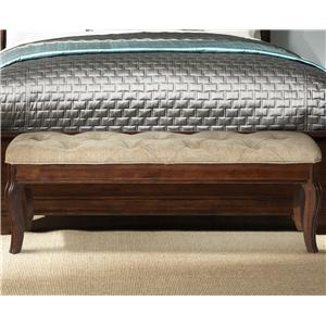 Vendor 5349 Alexandria Bed Bench