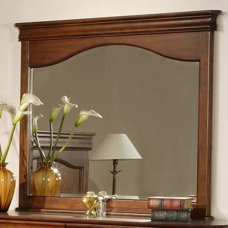 Liberty Furniture Alexandria Landscape Mirror - Item Number: 722-BR51
