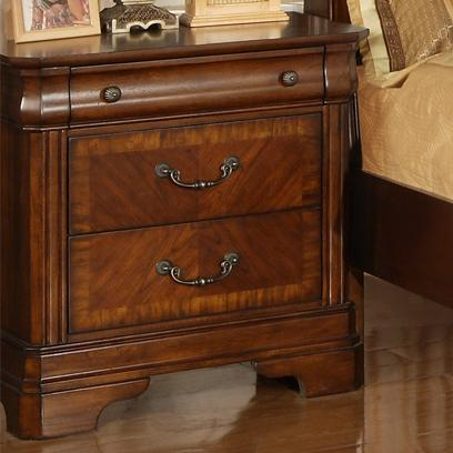Liberty Furniture Alexandria Night Stand - Item Number: 722-BR61