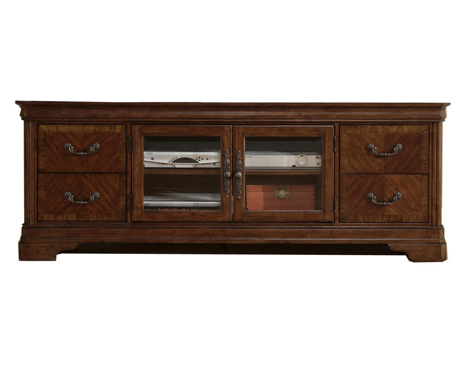 Liberty Furniture Alexandria Entertainment TV Stand - Item Number: 722-TV00
