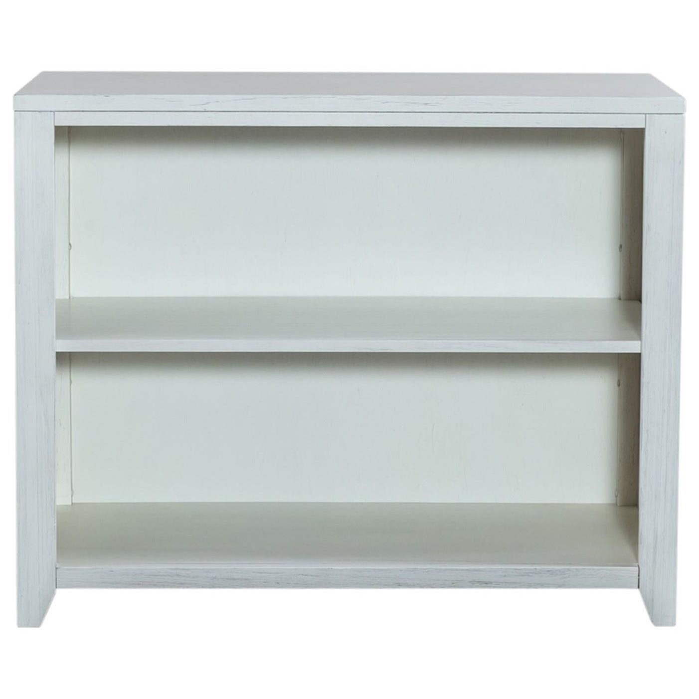 Allyson Park Open Bookcase by Liberty Furniture at Zak's Home