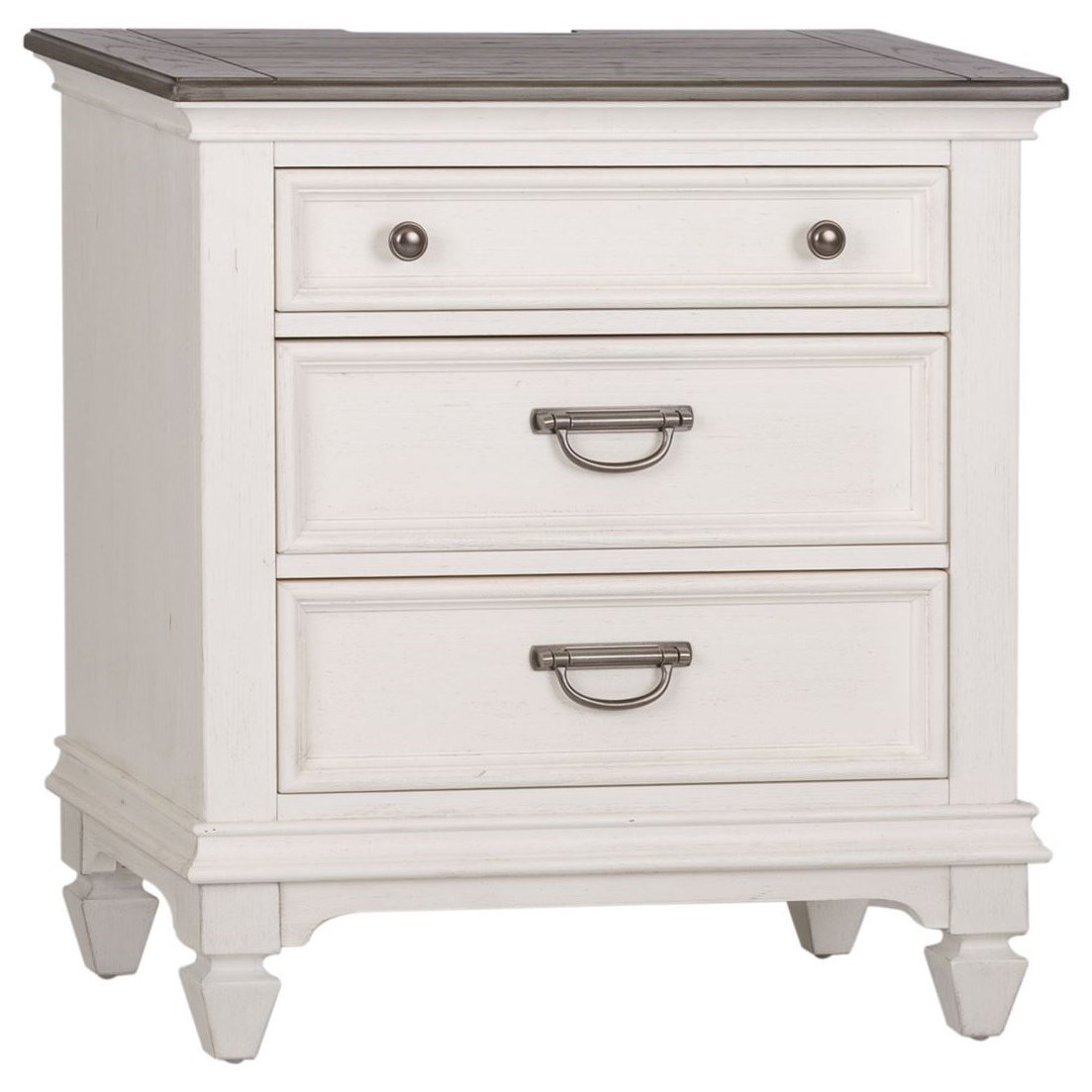 Allyson Park Nightstand by Sarah Randolph Designs at Virginia Furniture Market