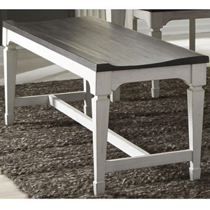 Liberty Furniture Allyson Park Dining Bench