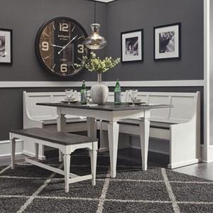 5-Piece Leg Table Set