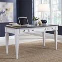 Liberty Furniture Allyson Park Writing Desk - Item Number: 417-HO107
