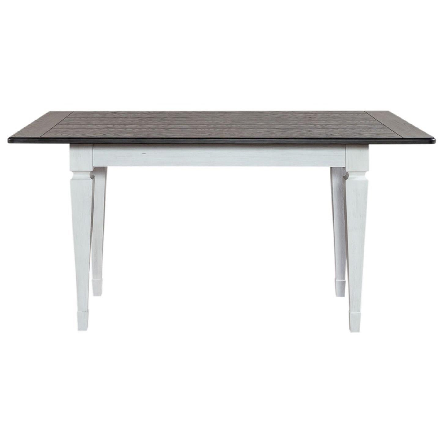 Allyson Park Nook Leg Table by Liberty Furniture at Zak's Home