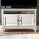"Liberty Furniture Allyson Park 46"" TV Console - Item Number: 417-TV46"