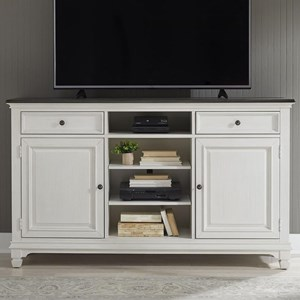 "68"" Highboy TV Console"