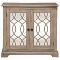 Liberty Furniture Alpine 2 Door Mirrored Accent Cabinet - Item Number: 2000-AC3634