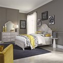 Liberty Furniture Amelia Court Queen Bedroom Group - Item Number: 846-BR-QPBDM