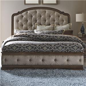 liberty furniture amelia queen upholstered bed - Picture Of Furniture For Bedroom