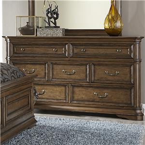 Vendor 5349 Amelia 7-Drawer Dresser