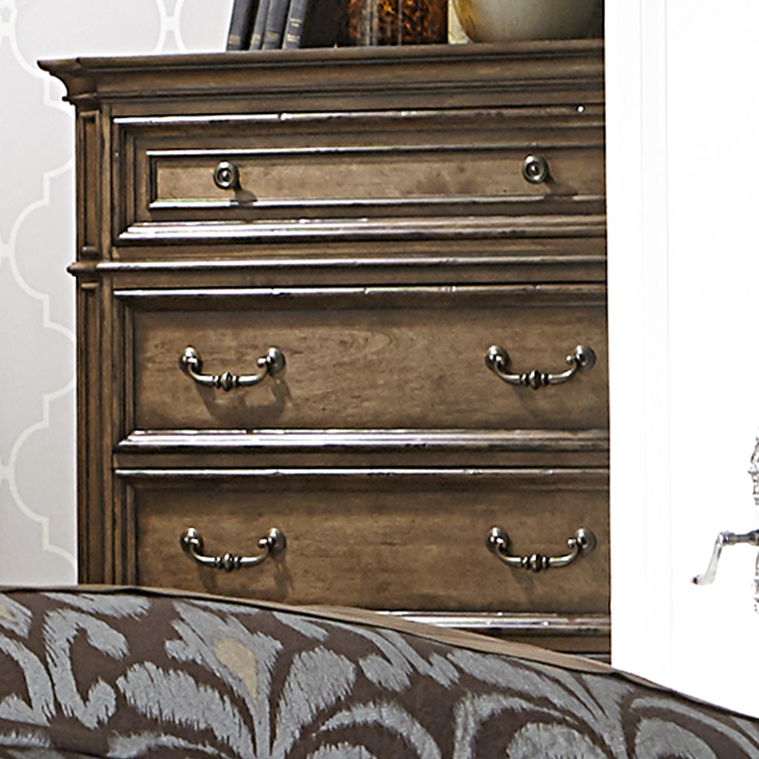 5-Drawer Chest of Drawers