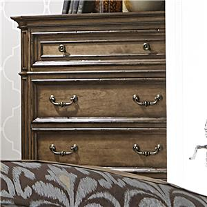 Vendor 5349 Amelia 5-Drawer Chest of Drawers