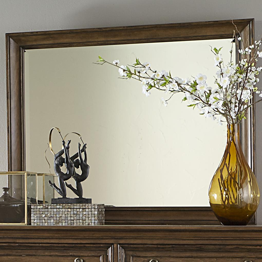 Liberty Furniture Amelia Dresser Mirror - Item Number: 487-BR51