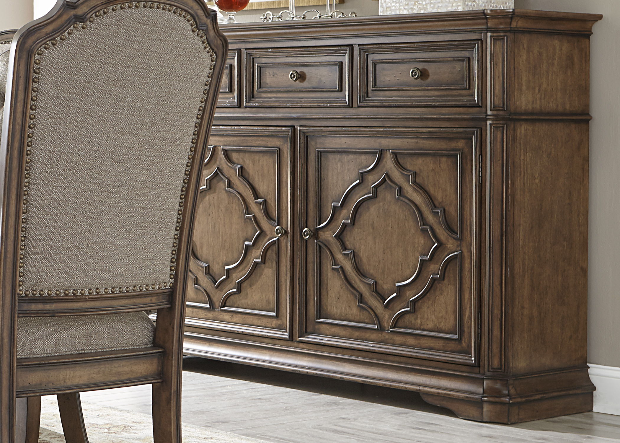 Liberty Furniture Amelia Dining Server - Item Number: 487-SR6346