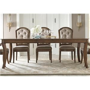 Liberty Furniture Amelia Dining Dining Table & 6 Chairs