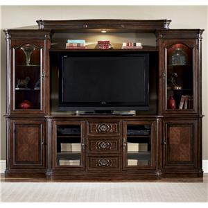 Liberty Furniture Andalusia Entertainment Wall Unit