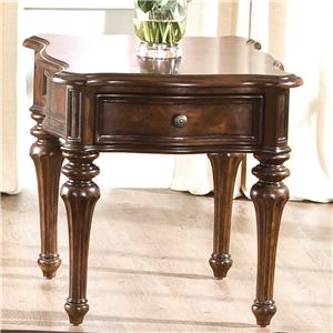 Vendor 5349 Andalusia End Table