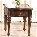 Liberty Furniture Andalusia End Table - Item Number: 259-OT1020