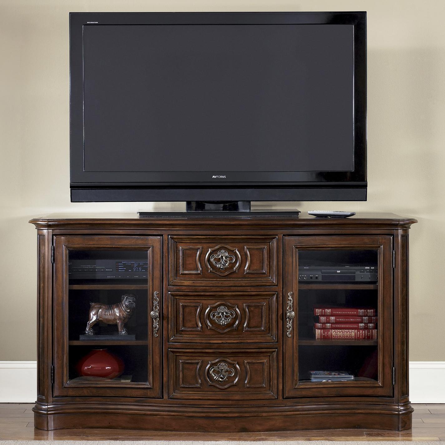 Liberty Furniture Andalusia Entertainment TV Stand - Item Number: 259-TV62
