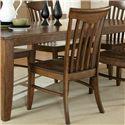 Vendor 5349 Arbor Hills Slat Back Chair - Item Number: 92-C1500S