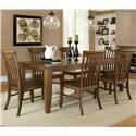 Liberty Furniture Arbor Hills 7-Piece Dining Set - Item Number: 92-CD-SET32